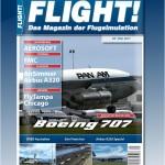 Flight! Mai-Ausgabe ab jetzt am Kiosk erhältlich