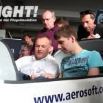9. Flugsimulatorkonferenz in Paderborn – Erste Bilder