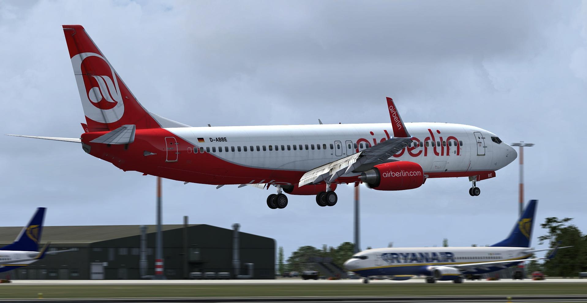 iFly-738-AB-Flight!