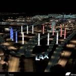 FSDT: LAX bei Nacht