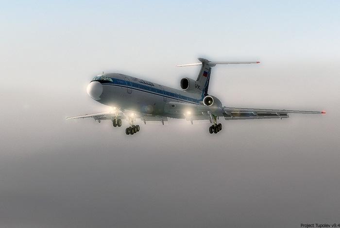 Project Tupolev Tu154