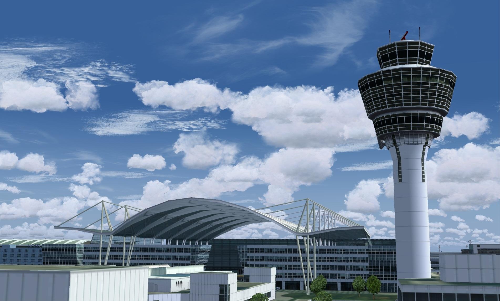 Mega Airport München X