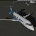 Die CRJ 200 von JRollon nun auch bei Aerosoft erhältlich