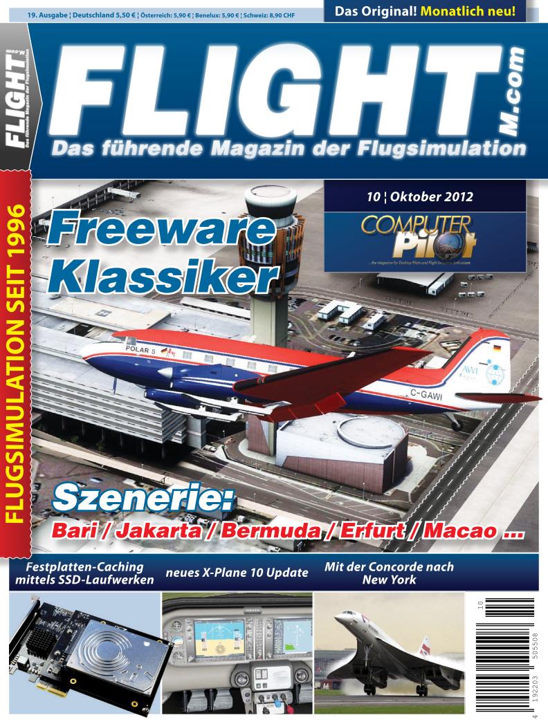 Flight! Oktober 2012