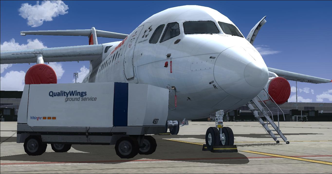 Der flüsternde Airwayblocker – Avro-Fliegen Teil 1