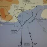 VOR/DME-Anflug auf Samos – Visual Circling in seiner schönsten Form