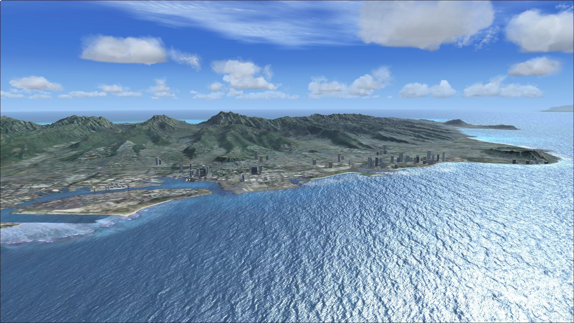 Hawaii – Dillingham und MegaScenery X
