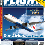 Die Flight! Januar-Ausgabe 2013