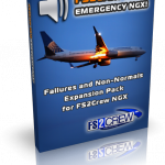 FS2CREW released NGX EMERGENCY!!