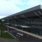 Review: Fast noch Österreich – Taxi2Gate Bratislava LZIB