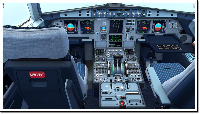 Aerosoft A320/321