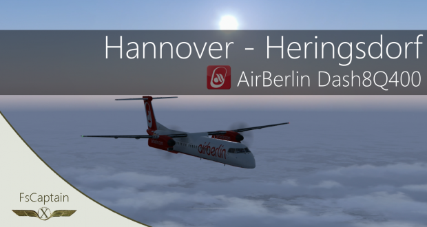 DHC8Q4 HAJ-HDF Part2