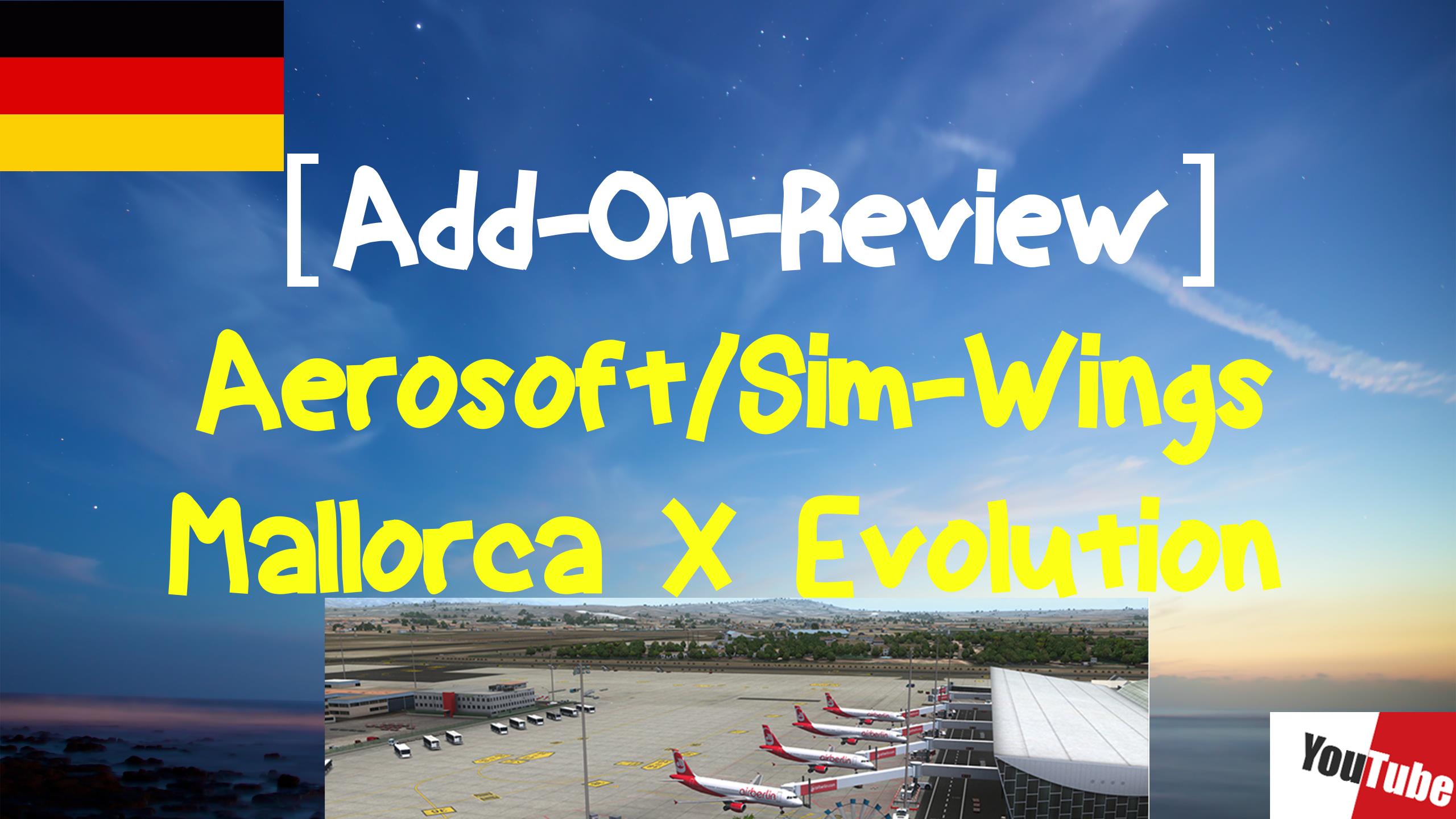 Aerosoft/Sim-Wings Mallorca X Evolution Review