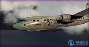 PMDG Classics DC-6B