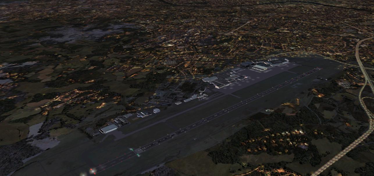 Review: Flughafen Dresden