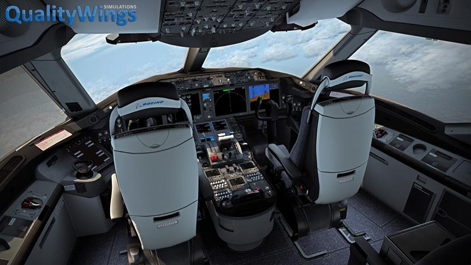 QualityWings – Q2 Update zur Ultimate 787