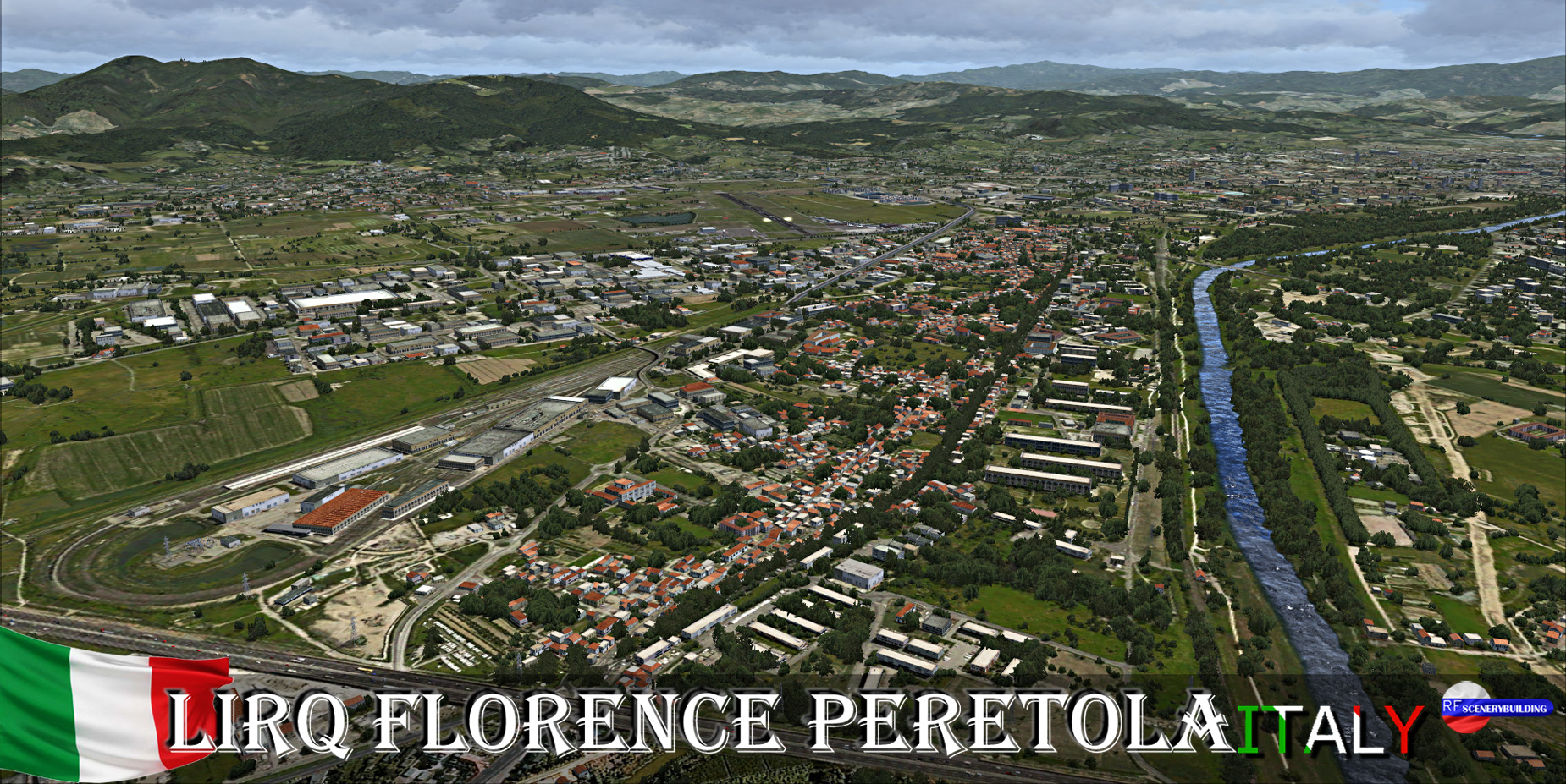 RFScenerybuilding – Florenz released