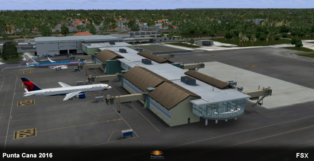 TropicalSim – Punta Cana 2016 released!