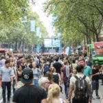 gamescom city festival 2016, Max Giesinger Konzert, Rudolfplatz
